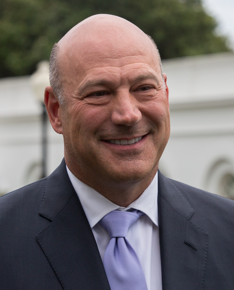 Yesterday afternoon's resignation by Gary Cohn as Director of the National Economic Council has created a void at the White House for economic policy formulation
