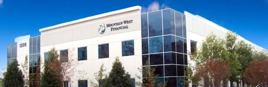 Mountain West Financial mortgage