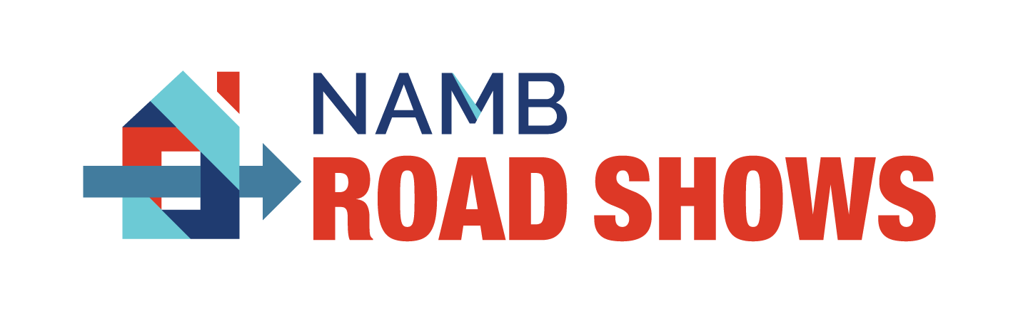 NAMB's Road Show comes to Iowa, Thursday, April 18, 2019 from 8:30 a.m-4:00 p.m. at the West Des Moines Marriott, 1250 Jordan Creek Parkway in West Des Moines