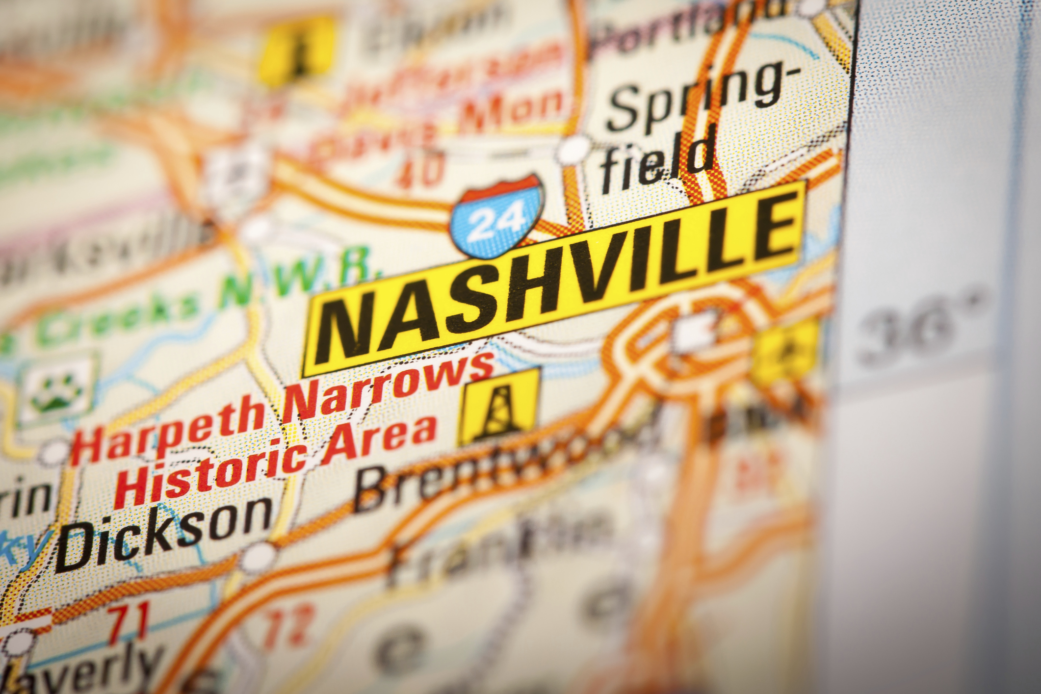 Nashville Tennessee GSF Mortgage